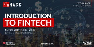 Introduction to FinTech   FinHACK