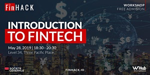 Introduction to FinTech | FinHACK