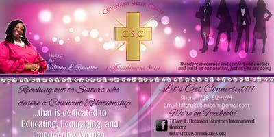 """Covenant Sister Circle Meeting - """"Let's Get Connected"""""""