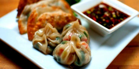Date Night: Dumplings Cooking Class in Manayunk (Philly) - Wine Served tickets