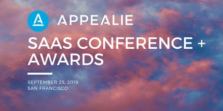 2019 APPEALIE SaaS Conference + SaaS Awards tickets