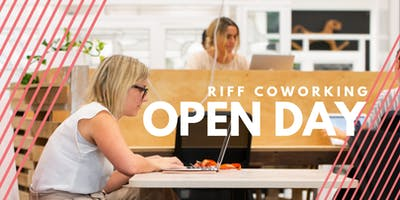 Riff Coworking - Open Day