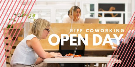 Riff Coworking - Open Day tickets