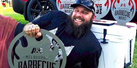 The Beard and The BBQ Masterclass @ 2 Smoking Barrels Wollongong!  tickets