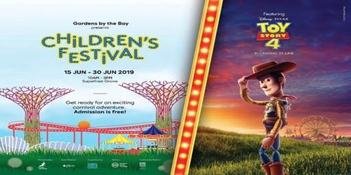 Children's Festival 2019 by Gardens by the Bay