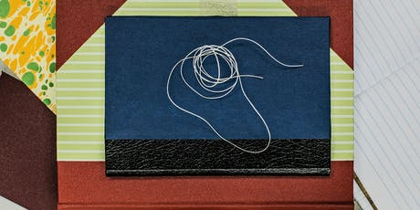 QSA Creates: St Helena Trade Skill Workshop - Introduction to Bookbinding tickets