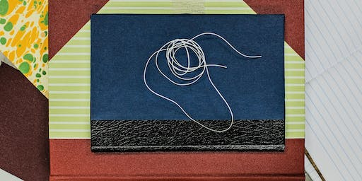 QSA Creates: St Helena Trade Skill Workshop - Introduction to Bookbinding