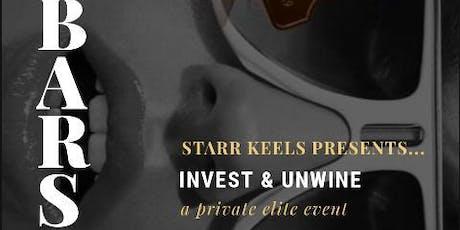 Invest & UnWine tickets