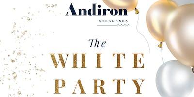 Andiron White Party