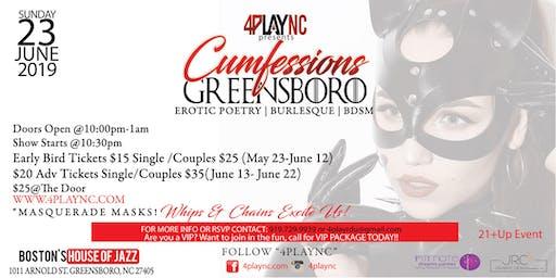 """4plaync presents """"Cumfessions"""""""