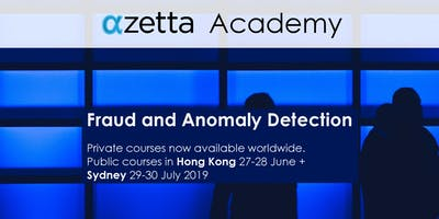 Fraud and Anomaly Detection - Sydney