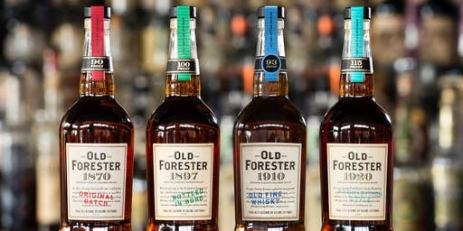 Old Forester Tasting at Swine Moonshine & Whiskey Bar