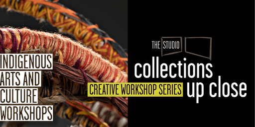 In The Studio — Indigenous Arts and Culture Workshops