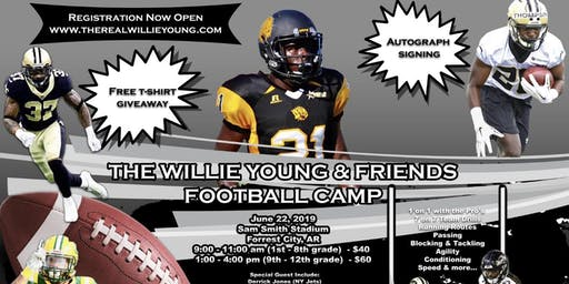 The Willie Young & Friends Football Camp