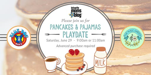 Pancakes & Pajamas — Lunchtime  (11:00 a.m.)