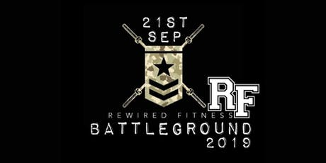 The Battleground 2019 tickets