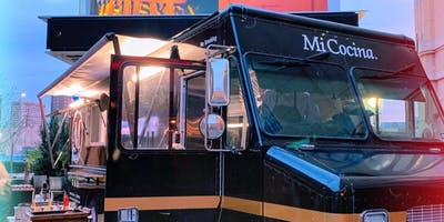 Brandon Does Dallas x Mi Cocina Food Truck