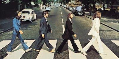 """BEATLES 1969 - \""""ABBEY ROAD\"""" LIVE @ 50! TOUR"""