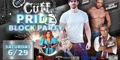 Cuff Pride Block Party 2019 (Saturday)