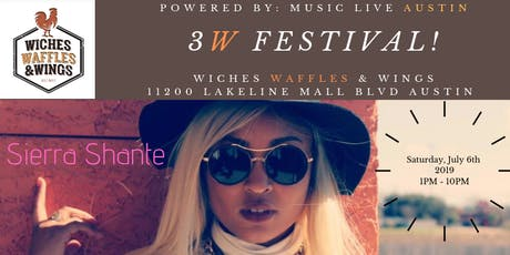 3W Festival tickets