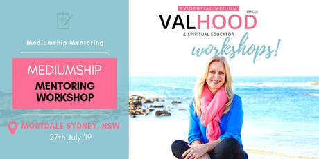 Sydney Mediumship Mentoring Workshop - 27 July tickets