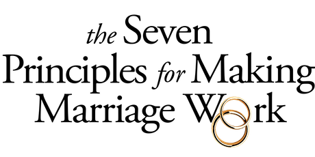 The 7 Principles for Making Marriage Work tickets