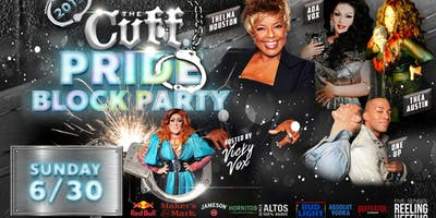 Cuff Pride Block Party 2019 (Sunday)