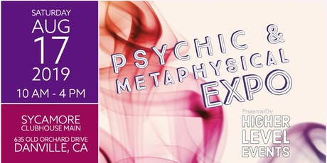 Psychic & Metaphysical Expo AUG 17 tickets