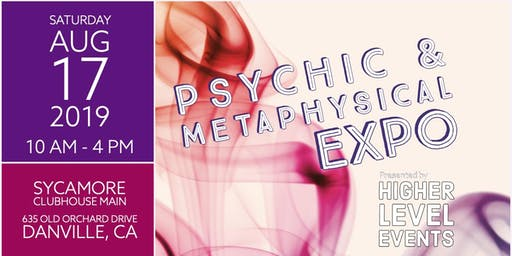 Psychic & Metaphysical Expo AUG 17