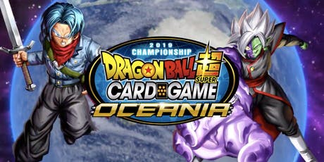 Dragon Ball Super Card Game 2019 Store Championships @ The Games Cube NSW tickets
