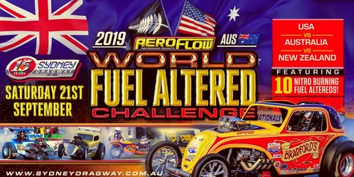 World Fuel Altered Challenge