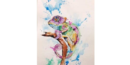 Rainbow Chameleon - Canberra