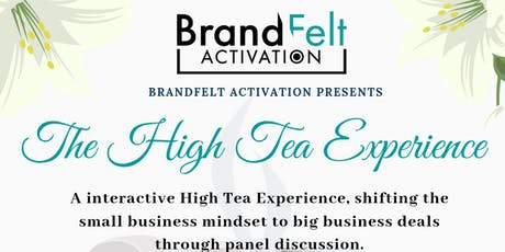 The High Tea Experience tickets