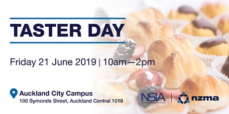 NZMA and NSIA Taster Day tickets