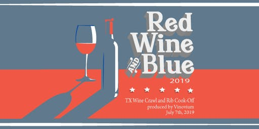 Red, Wine and Blue 2019