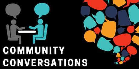 Community Conversation #4 Topic: LatinX tickets