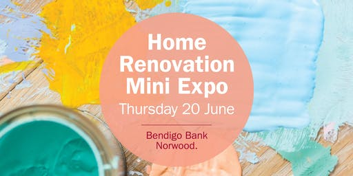 Home Renovation Mini Expo
