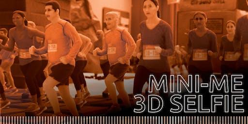 SEGD Boston - Mini Me: Print Your Own 3D Selfie with BluEdge