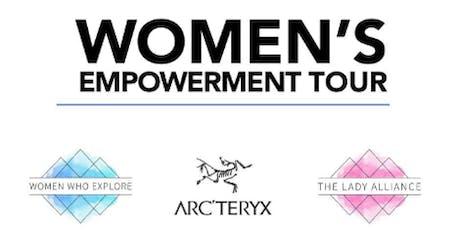 Women's Empowerment Tour - Palo Alto tickets