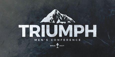 Triumph Men's Conference 2019 tickets