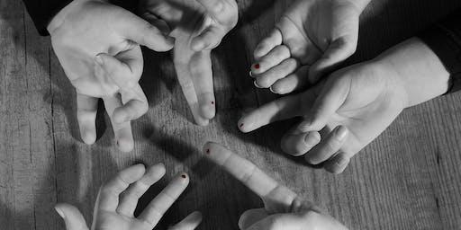 1000 Hands 1000 Needles T1D Awareness