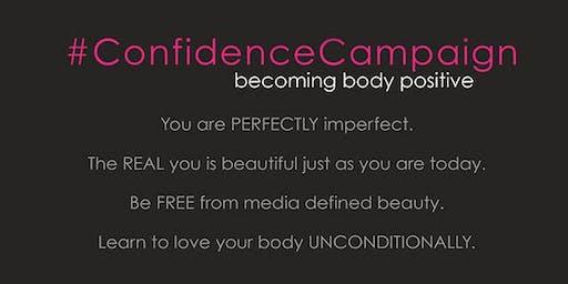 #ConfidenceCampaign : Conversation Circle