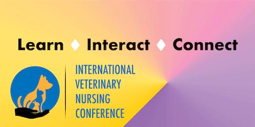 International Veterinary Nursing Conference 2019