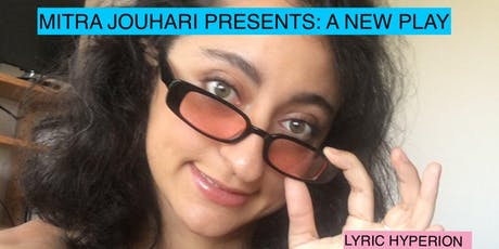 Mitra Jouhari Presents: A New Play tickets