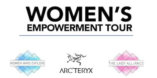 Women's Empowerment Tour - Boston