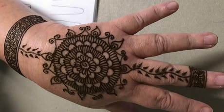 HENNA WORKSHOP tickets