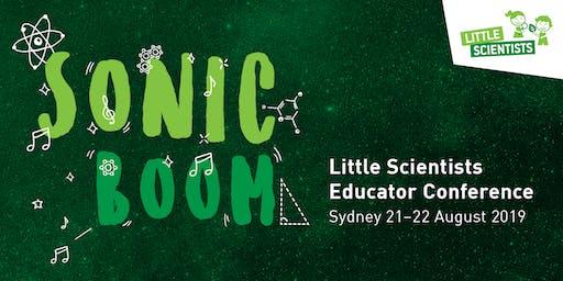 Sonic Boom Educator Conference 2019, Sydney NSW