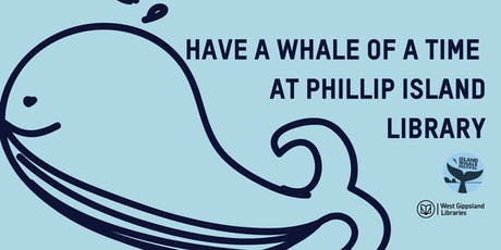 Phillip Island Whale Festival - An Ocean of Tales Writing Workshop tickets