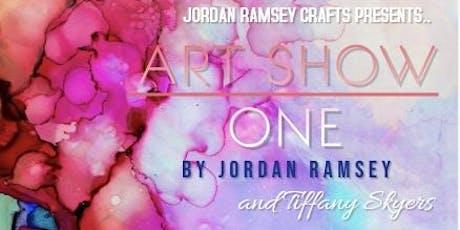 Jordan Ramsey Art Show tickets