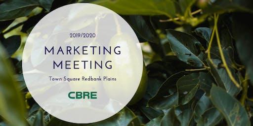 2019/2020 Marketing Meeting